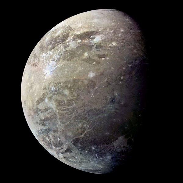Ganymede (Jupiter III )