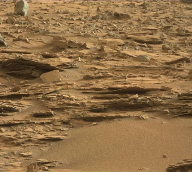 Sol martien (Curiosity)