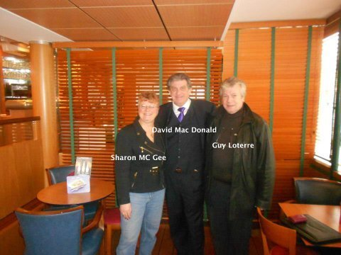 David Mac Donald , Sharon McGee Guy Loterre