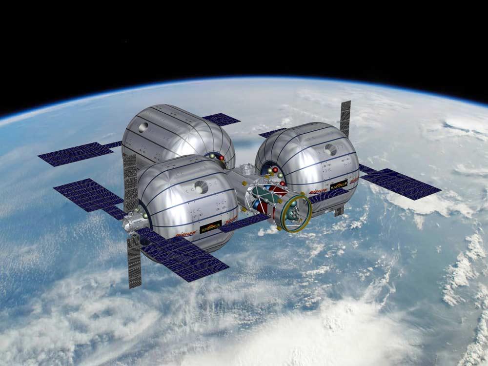 Station spatiale privée : Projet Bigelow