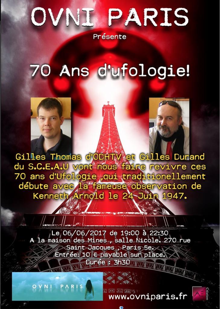 Soirée du 06 Juin 2017 Les 2 Gilles.