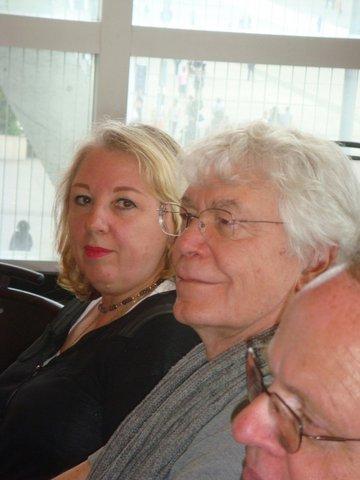 Myriam Belmihoub & Jean Claude Venturini