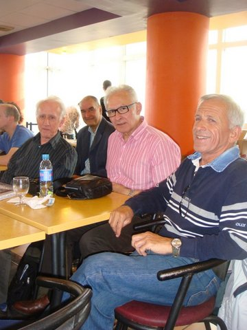 Jean mazzesi , Didier Leroux , Gildas Bourdais