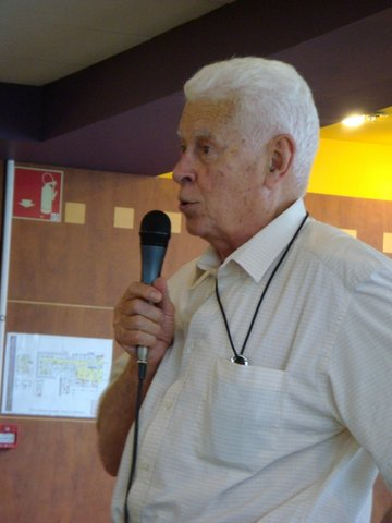 Soirée du 02 Juillet 2012 : Commandant Jean-Gabriel Greslé.