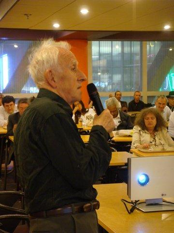 Gildas Bourdais en traducteur