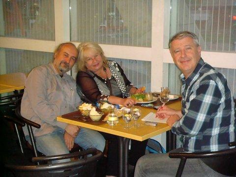 Le SCEAU (Gilles Durant ,Francine Cordier & Thierry Rocher)