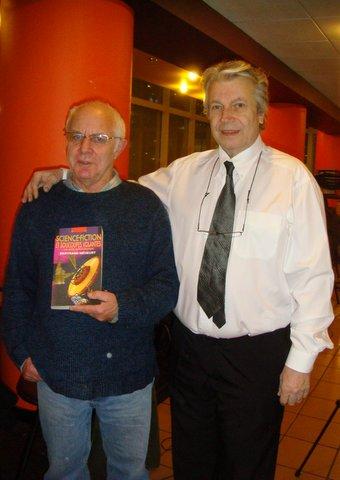 Bertrand Meheust et Guy Loterre