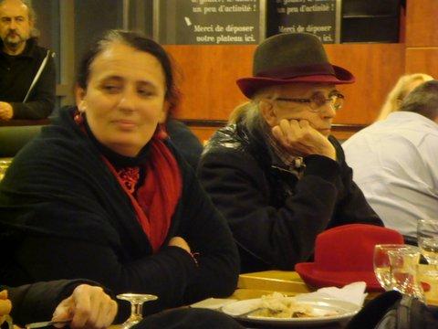 Yvan Cayrel et Madame (2)