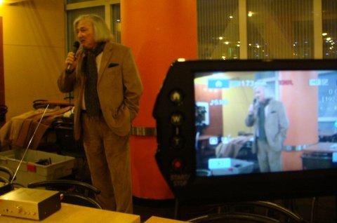 Orateur réel et orateur virtuel
