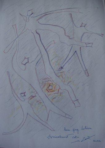 Soirée du 01/07/2014 avec Yvon Cayrel