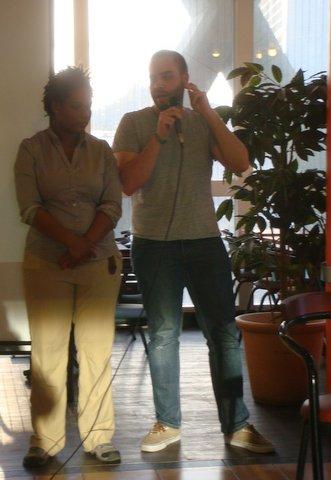 Johanna  & Romain Yento