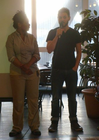 Johanna & Simon Ferandou
