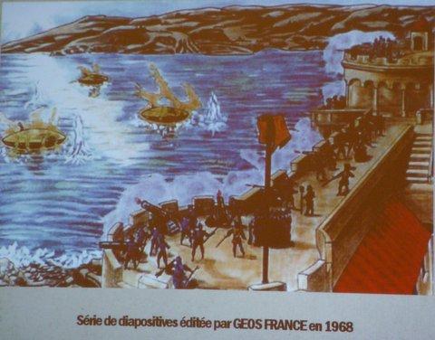 Des Ovnis au large de Gênes ? (4)