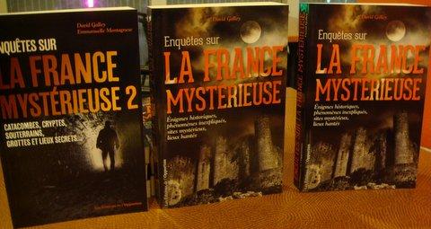 Deux ouvrages écrits par David galley.