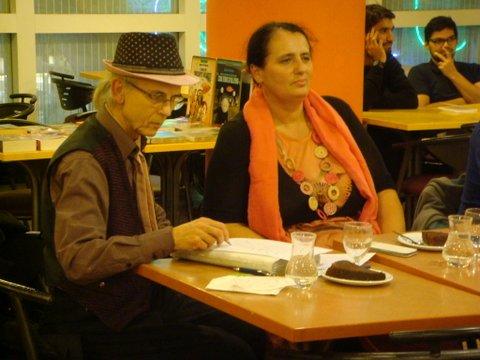 Yvon Cayrel et son amie (2)