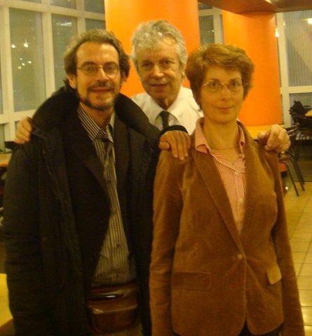 Guy Loterre présente Brigitte  & Niko