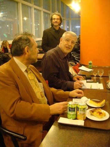 Gilles Lorant et Thierry Rocher