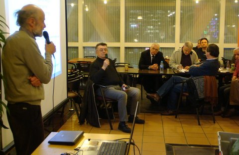 Q & R Daniel avec Gérard Deforge