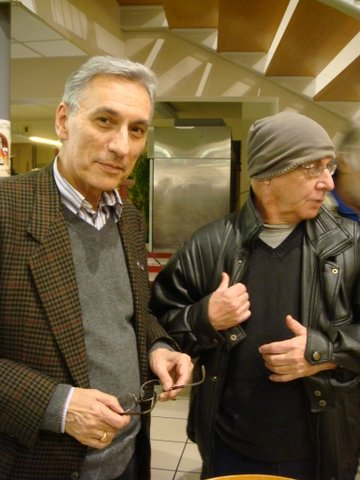 Jean PierreTroadec et  Bertrand Meheust