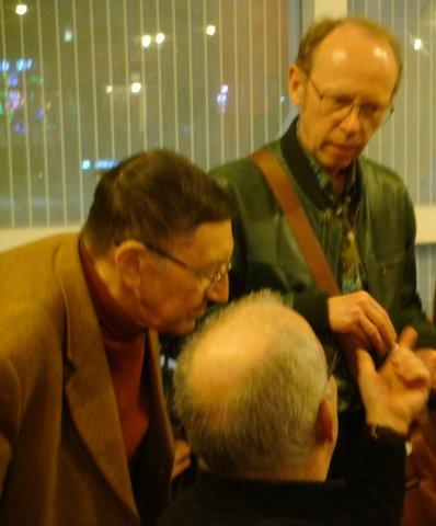 Michel Piccin , Jacques Scornaux , Raoul Robé