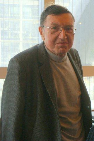 Le président du SCEAU : Jacques Scornaux