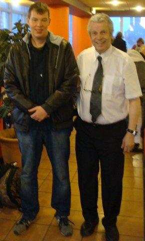 Guy Loterre et Gilles Thomas