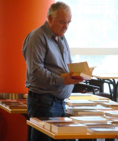 Marc Bethmont  à la boutique du SCEAU