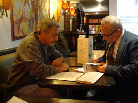 Jean Mazzezi  avec Denocla.