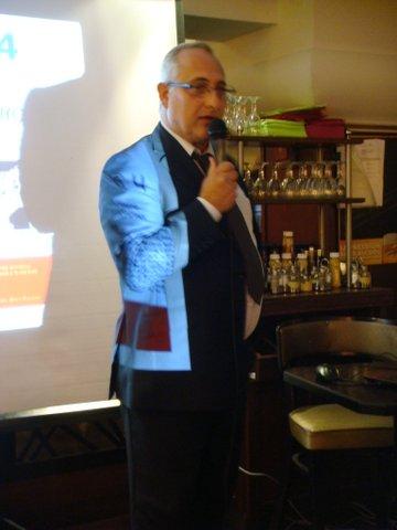 Notre orateur : Denis DEOCLA