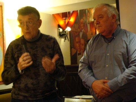 Gerard Deforge et Marc Bethmont