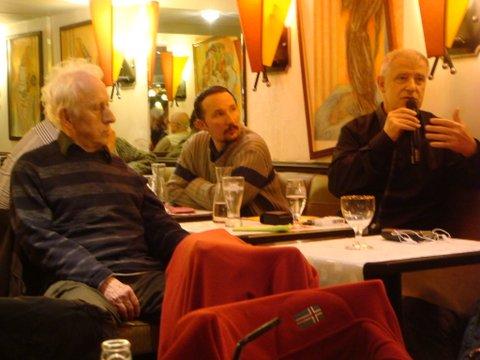 L'Intervention de Thierry Rocher.(2)