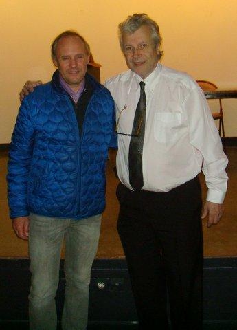 Christel Seval et Guy Loterre