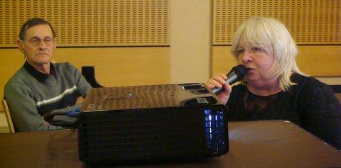 Francine Cordier présente Ufo scepticisme