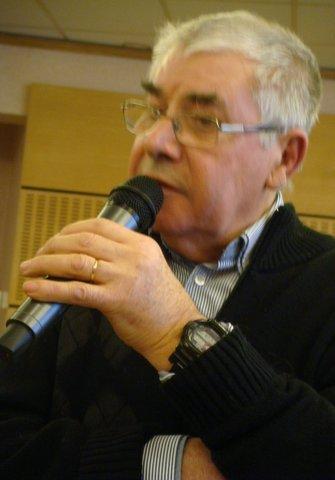 Claude Burkel , l'exposé (suite).