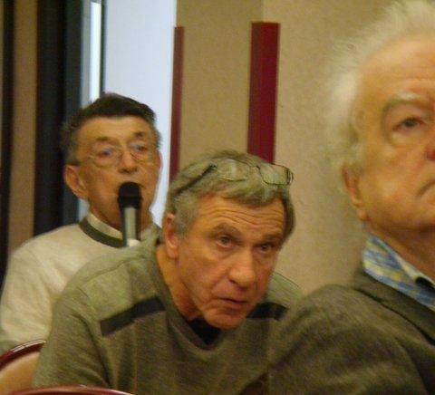 Une question de Gérard Deforge
