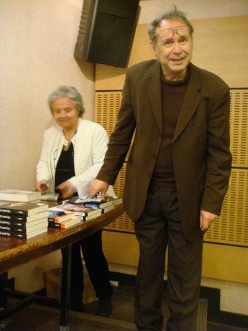 Sylvie Joubert et GillesLorant.