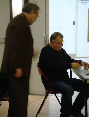 Gilles Lorant & Patrice Galacteros