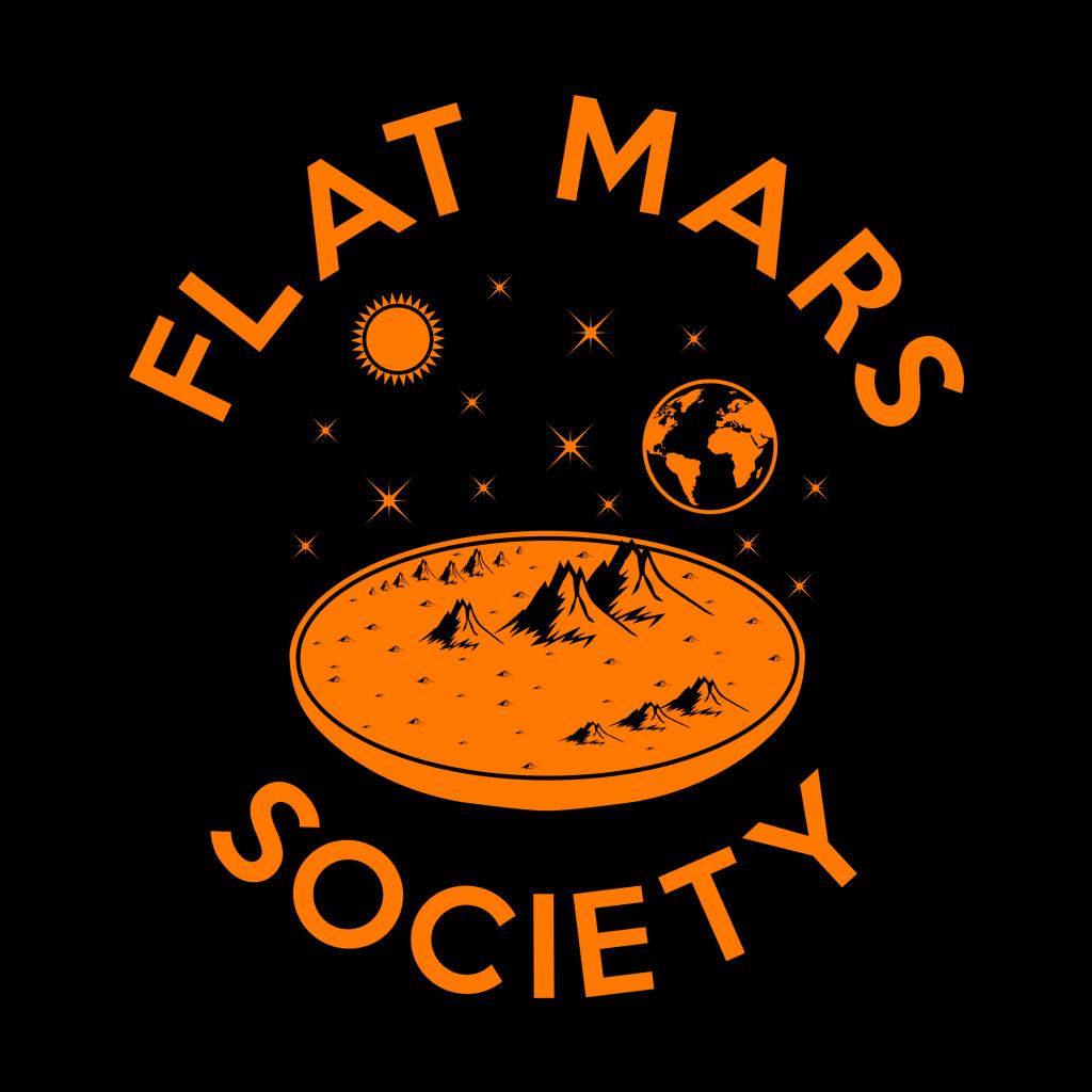 Flat-Mars-society
