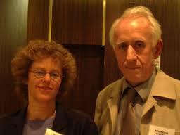 Leslie Kean & Gildas Bourdais