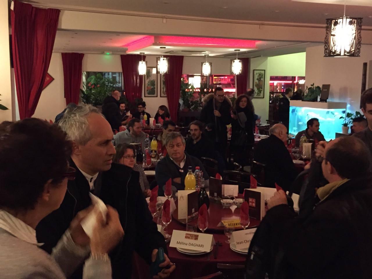 Reunion Repas Ufologique du 24 janvier 2015