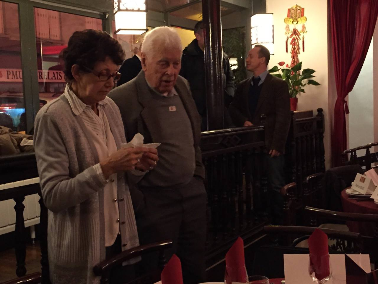 Mr et Mme Greslé
