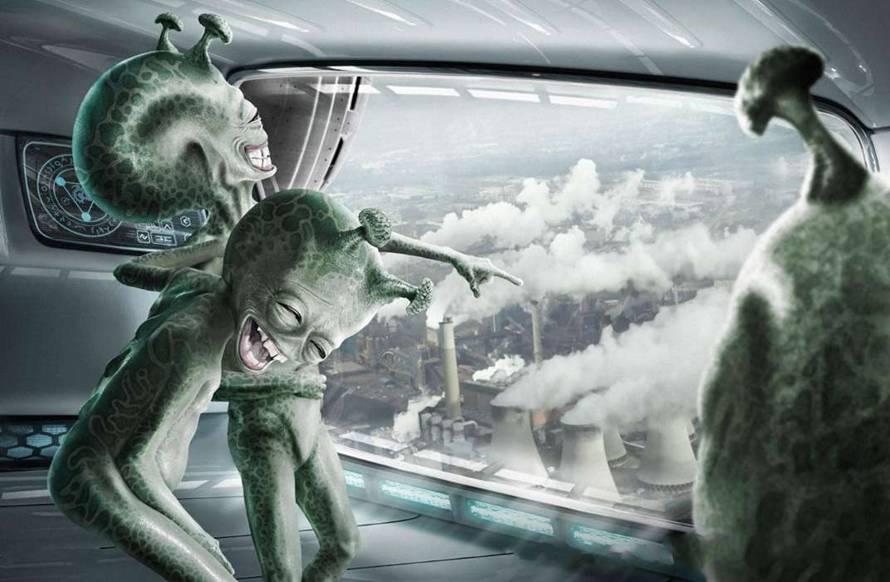 Humour-Aliens-drones