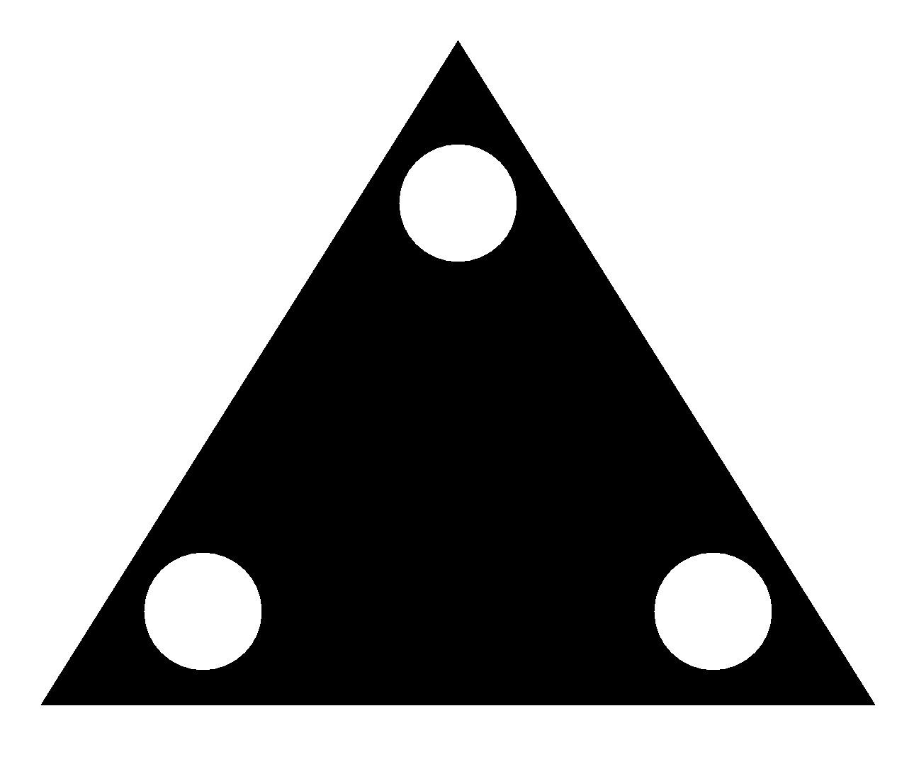 IMAGE 3. Triangle noir 3 feux - Copie