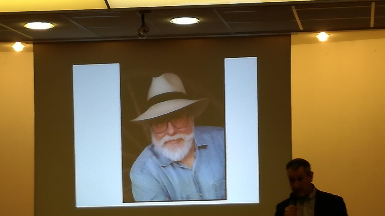 Portrait de Jim Marrs