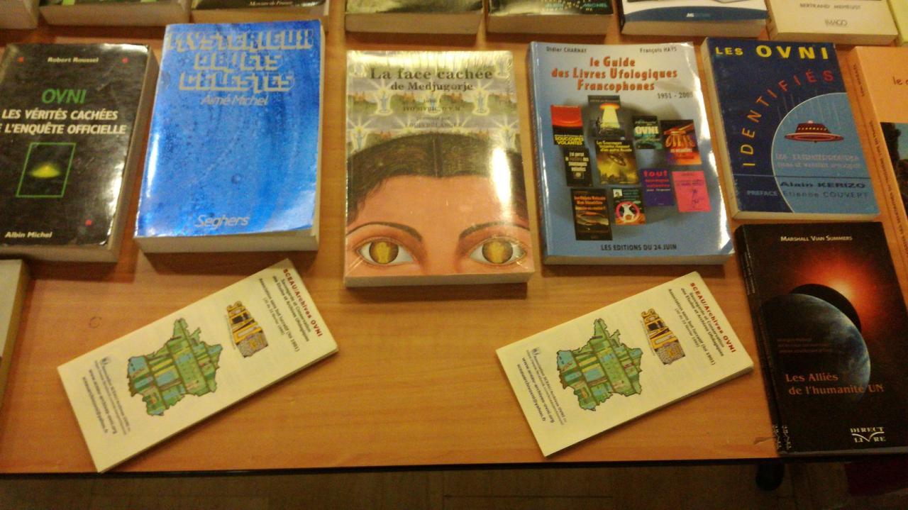 Livres à la vente par le SCEAU (3)