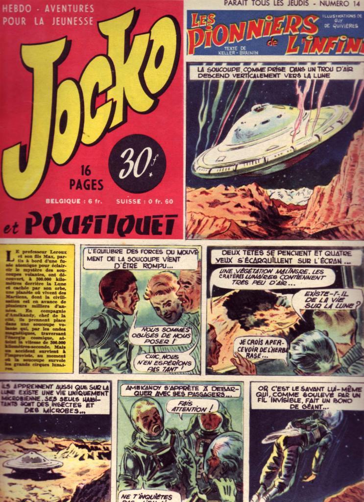 Jocko 1954 SV