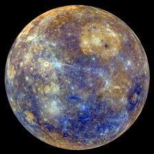 Mercure,Venus