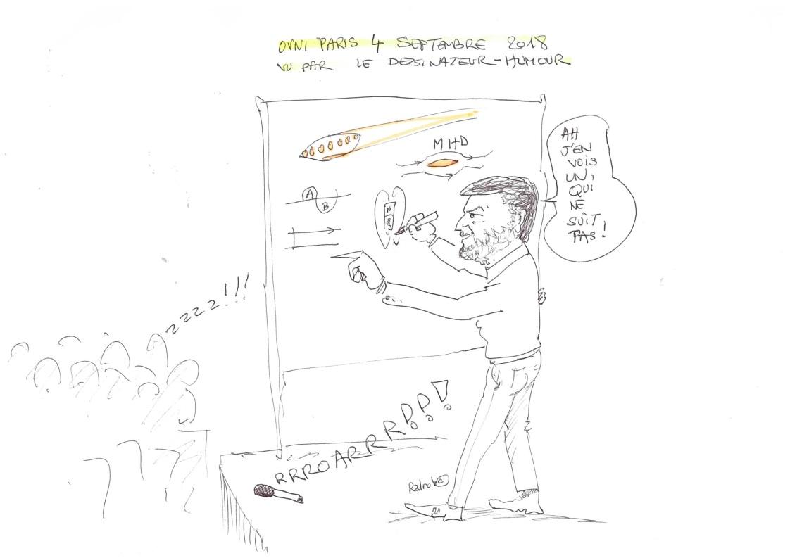 Le dessin humoristique de RalRob