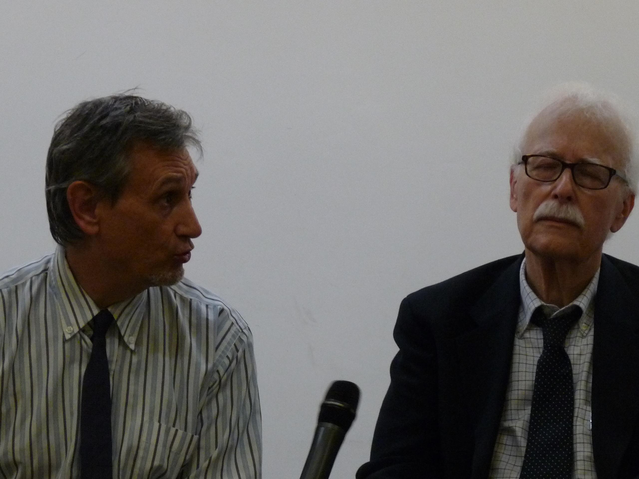 Jean Librero & David Jacobs