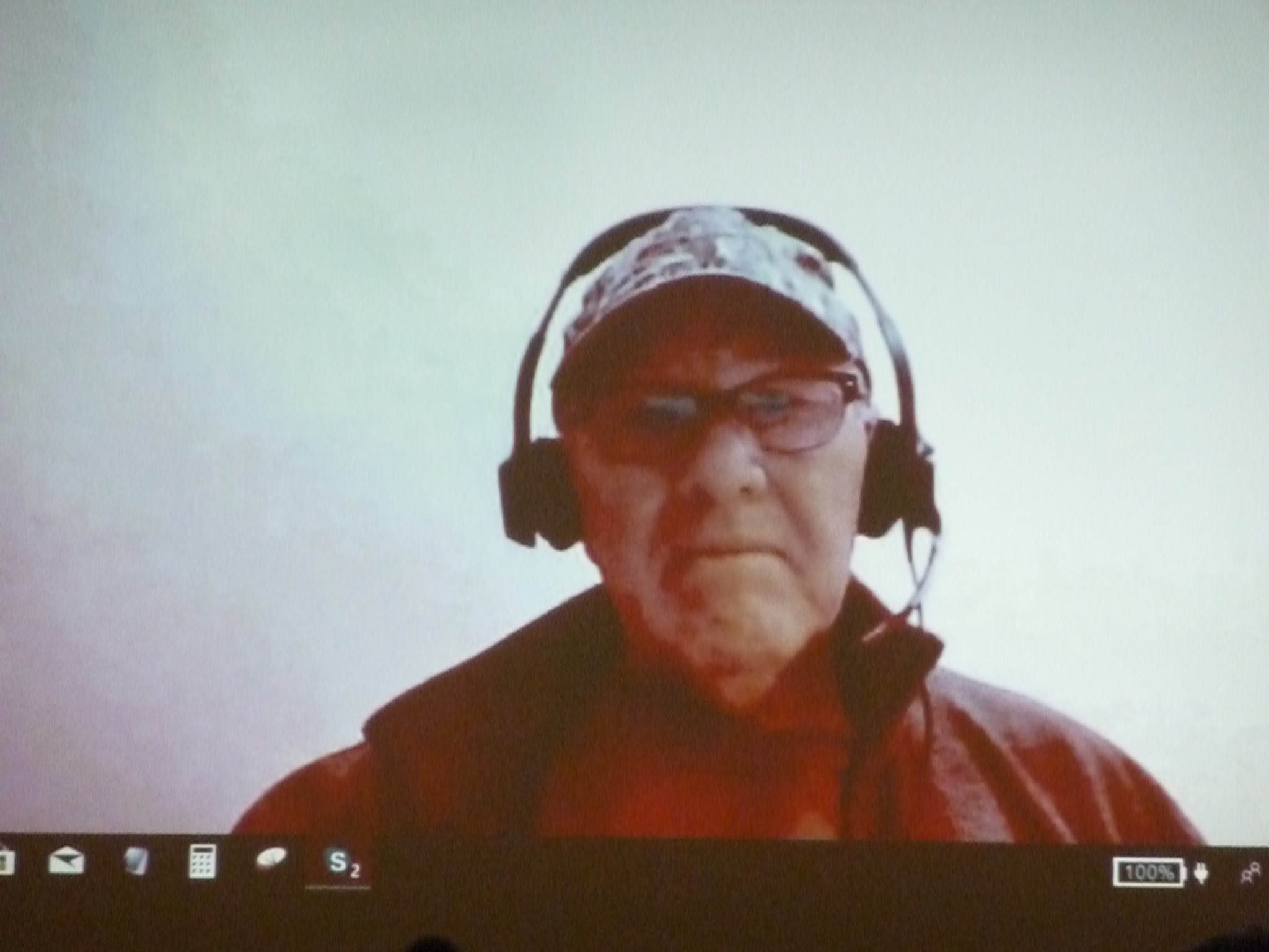 Colin Parker sur grand écran